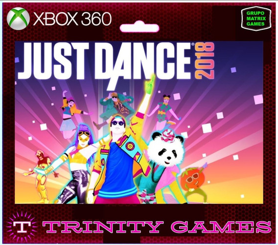Just Dance 2018 - Jogo Para Download Da Live Xbox