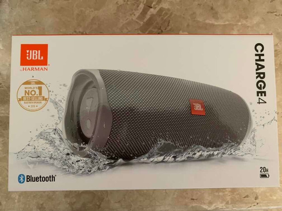 Caixa De Som Jbl Charge 4 Original