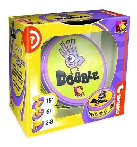 Dobble Clásico Juego De Mesa Velocidad Top Toys