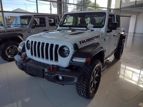 Jeep Wrangler Rubicon 3.6l 0km Fisico Listo Para Entregar!