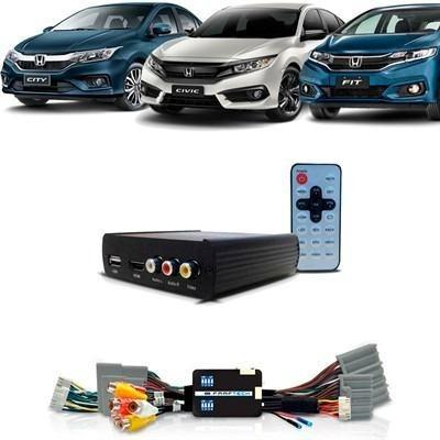 Desbloqueio De Multimídia Honda 2018 + Tv Digital Full Hd