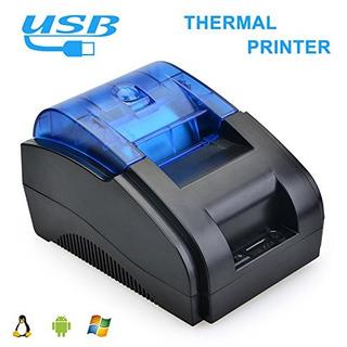 Scangle 58mm Pos Usb De La Impresora Térmica - Impresora Tér