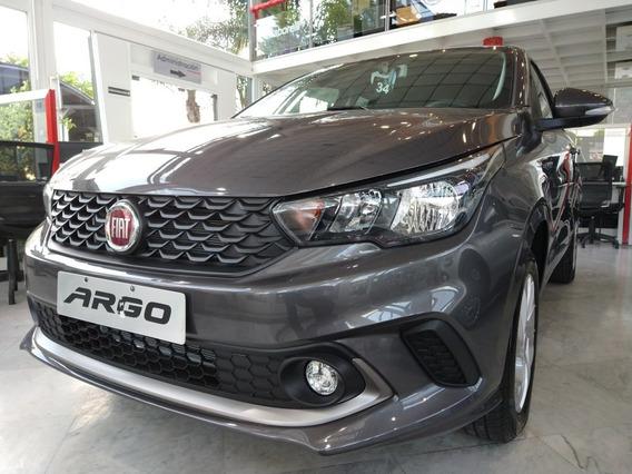 Fiat Argo Drive 1.3 Con Chasis Y Stock Fisico Desde Ag