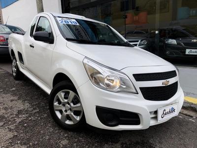 Chevrolet Montana 1.4 Ls Branca - 2019