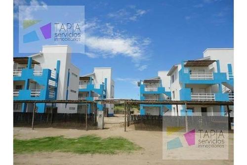 Departamento - San Clemente Del Tuyu - Altos Del Mar  Playa Grande