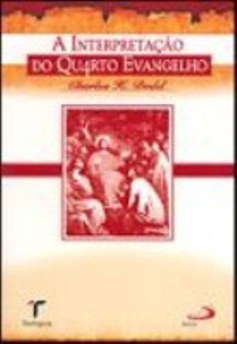 A Interpretação Do Quarto Evangelho Charles H. Dodd