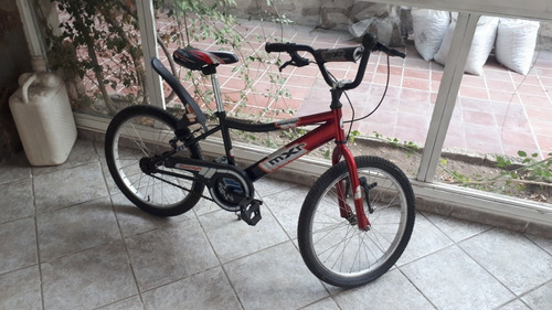 Bicicleta Rodado 20 Tipo Bmx