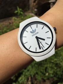 Relógio adidas Branco E Preto