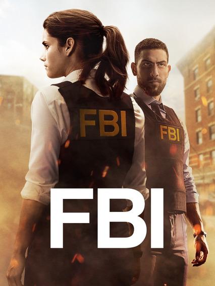 Fbi 1ª Temporada Legendado 6dvds + Frete Grátis