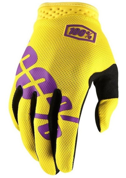 Guantes 100% Ride100percent Itrack 2018 - Epic Bikes