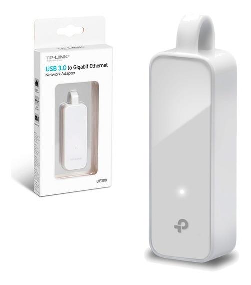 Adaptador Red Usb 3.0 Tp-link Ue300 Rj45 Gigabit Ethernet