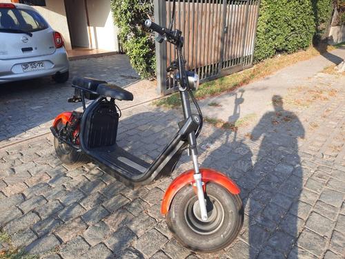 Moto Scooter Eléctrico Batería Doble 20ah