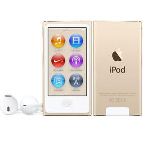 iPod Nano 7 Geração - Apple - Dourado.