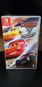 Cars 3 Game Nintendo Switch