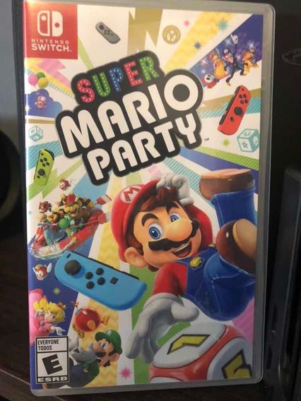 Super Mario Party - Game - Nintendo Switch