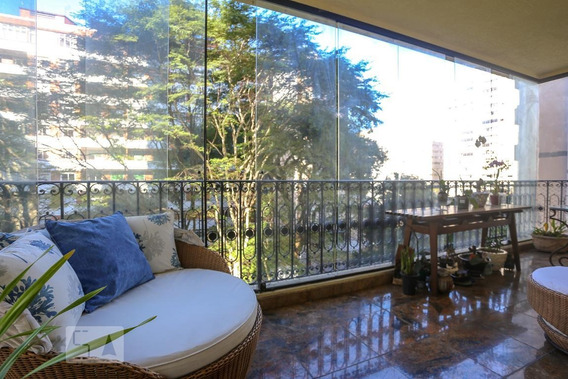 Apartamento Para Aluguel - Santa Cecília, 4 Quartos, 320 - 892934096