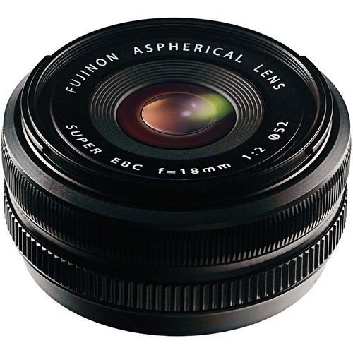 Lente Fujifilm Xf 18mm F/2 R