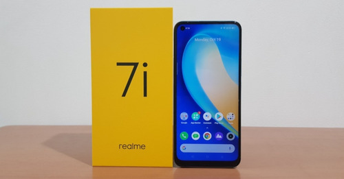 Realme 7i 64gb $225 - C3 64gb $150 Garantía + Audifonos