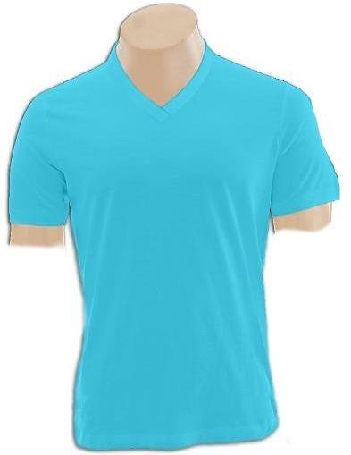 Kit 4 Camisetas Gola V 100% Algodão - Exg - Oferta