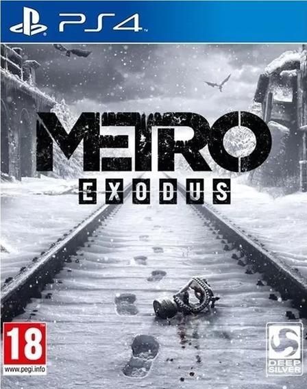 Metro Exodus Ps4 Em Portugues 20 Dias