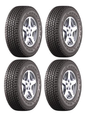 Kit X4 Neumáticos Goodyear 245/65 R17 Wrangler At Adventure