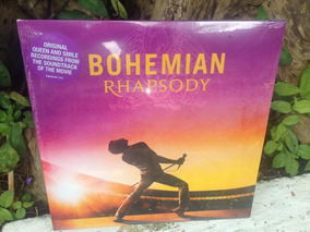 Queen Lp Duplo 180g Bohemian Rhapsody Lacrado Pronta Entrega