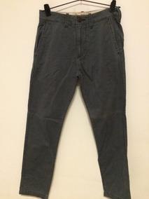 Pantalon De Vestir Hollister Hombre