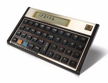 Calculadora Financeira Hp 12c Gold Português Original Oferta