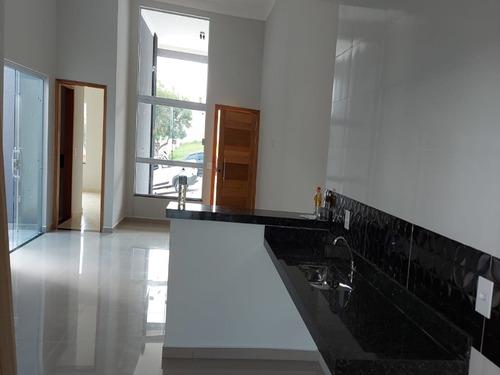 Casa À Venda No Golden Park Residencial Ii, Em Sorocaba -sp - 4019 - 69545487