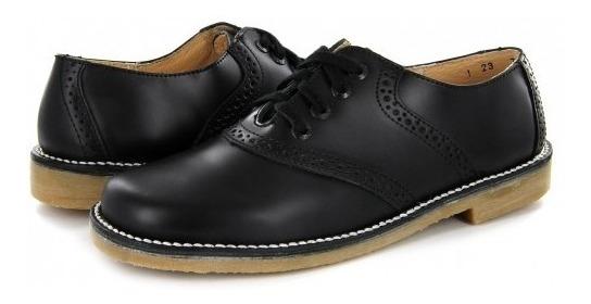 Zapato Escolarelefante 7056 -41 Negro Merlina (21.5 - 26) N