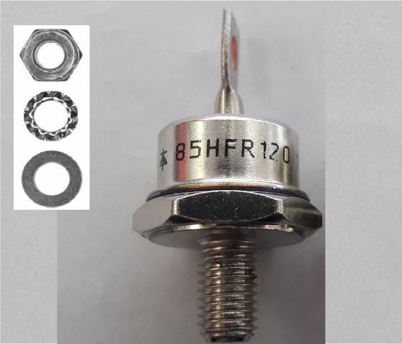 Diodo 85 Amper / 1200 V Para Carregador De Bateria 85hfr120