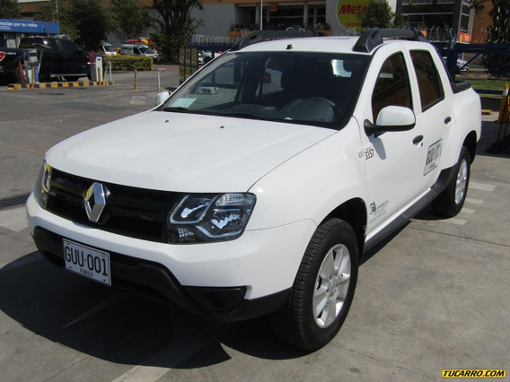 Renault Duster Oroch Mt 2000