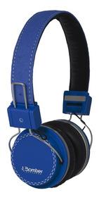 Fone De Ouvido Quake Hb02 Blue Bomber
