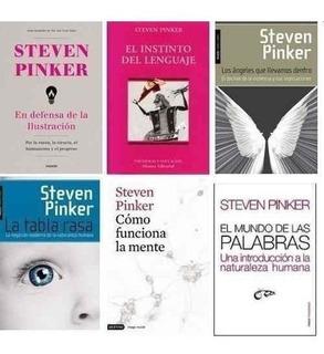 En Defensa De La Ilustración- S. Pinker + 5 Libros.dLG