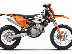 Moto Enduro Ktm 350 Exc-f 2018 0km - Globalbikes - Ultima