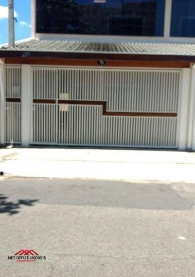 Sobrado Com 3 Dormitórios À Venda Por R$ 450.000 - Jardim Oriente - São José Dos Campos/sp - So0091