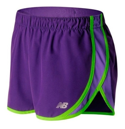 Short Running New Balance Mujer Accelerate 2.5 Inch Ws53145