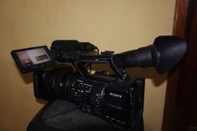 Filmadora Sony Hxr Nx5 Full Hd Com Nota Fiscal