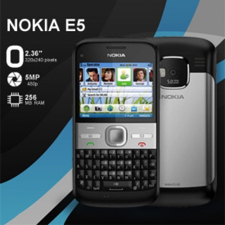 Celular Nokia E5 Wifi Bluetooth Gps Claro O Personal
