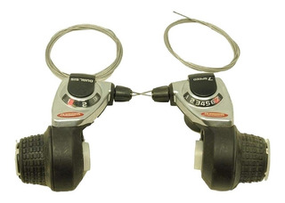 Shifters Shimano Dual Sis 3 X 7 Sl-rs 40