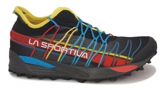 La Sportiva Mutant Black/blue