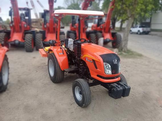 Tractor Someca 300 Tracción 4x2. Tractor Chico. Parque