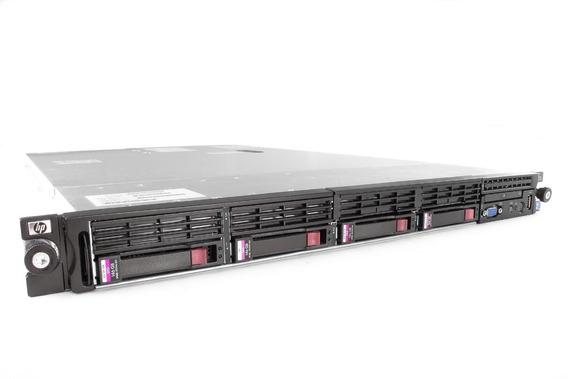 Servidor Hp Proliant Dl360 G7 2xeon X5650 32gb 2hd Sas 450gb