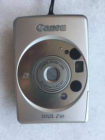 Câmera Canon Ixus Z50 Filme Aps (para Colecionador)