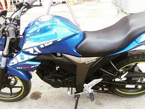 Vendo Suzuki Gixxer Gp 155cc