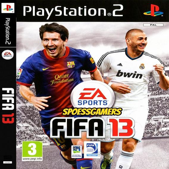 Fifa 13 (2013) Futebol Ps2 Desbloqueado Patch