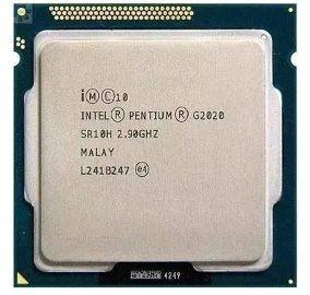 Processador Intel 1155 Seminovo Prentium G2020 Sr10h