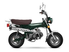 Moto Zanella Hot 90 Shot Financiacion Tipo Dax Urquiza Motos