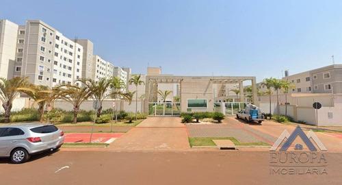 Imagem 1 de 13 de Apartamento Com 2 Dormitórios À Venda, 41 M² Por R$ 170.000,00 - Jd. Acqua Ville - Londrina/pr - Ap0628