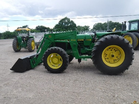 Tractor Agricola John Deere 2755 Con Pala Frontal